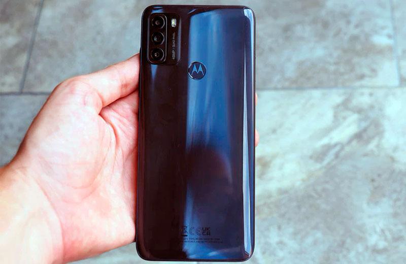 Смартфон Motorola Moto G50