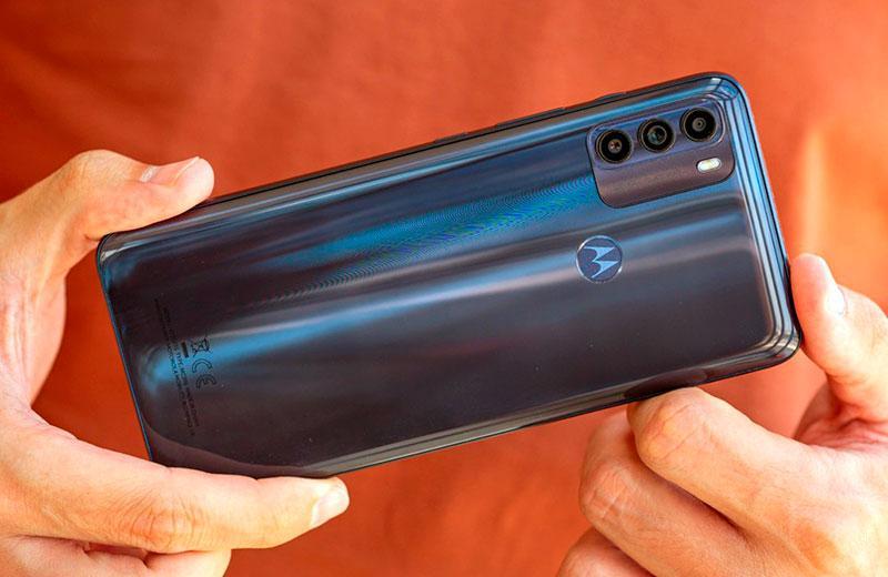 Motorola Moto G50 обзор