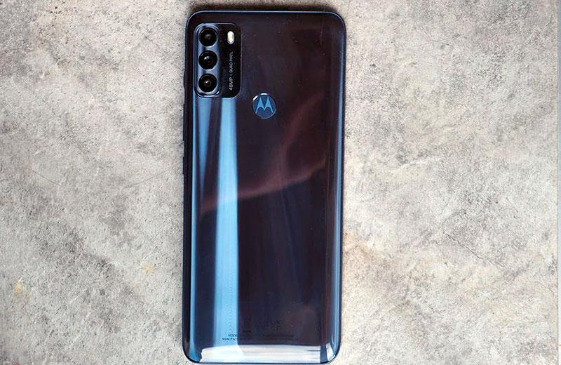 Дизайн Motorola Moto G50