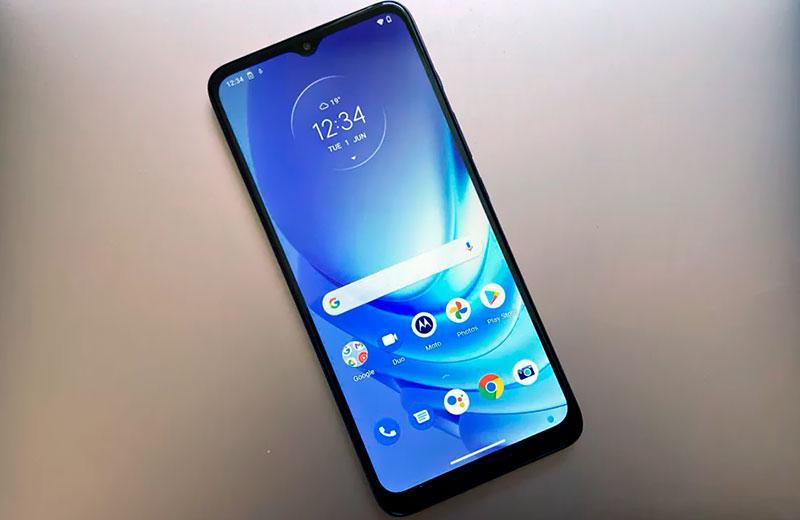 Экран Motorola Moto G50