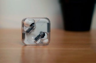 Обзор наушников Nothing Ear 1 с феноменальным дизайном и звуком — Отзывы TehnObzor