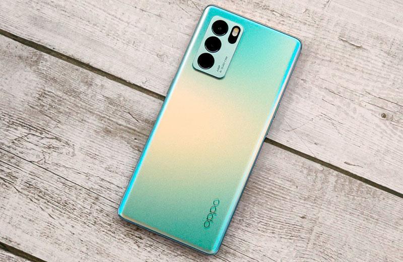Смартфон Oppo Reno 6 Pro