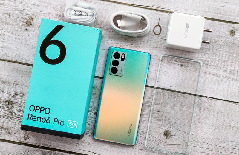 Отзыв на Oppo Reno 6 Pro
