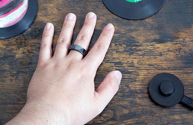 Oura Ring на практике