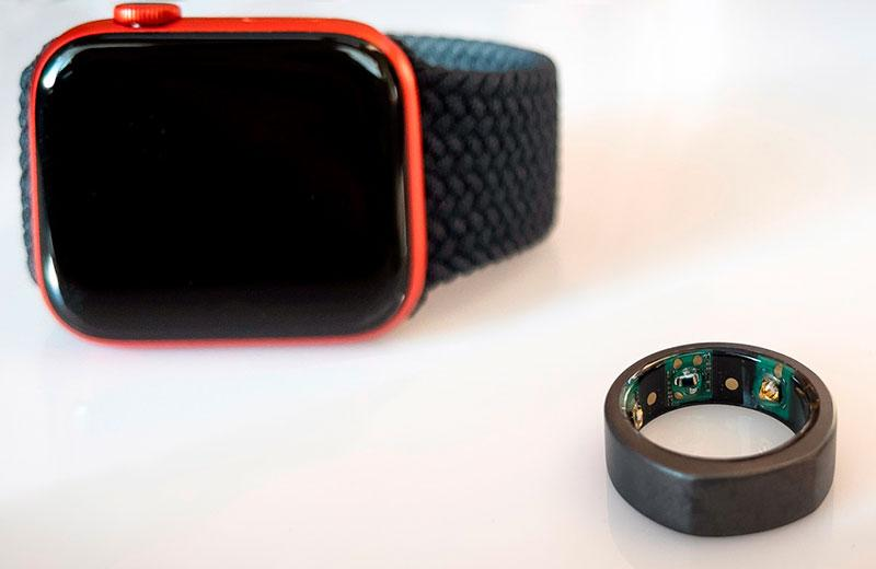 Испльзоваие Oura Ring