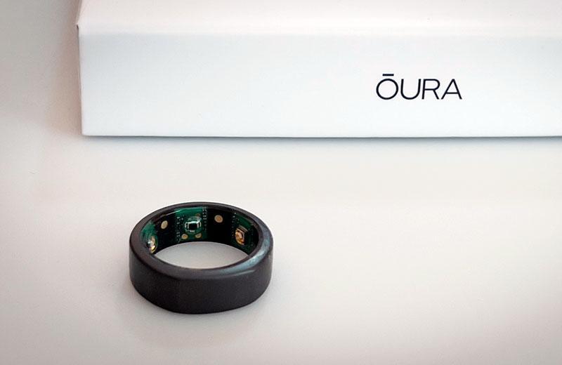 Характеристики Oura Ring