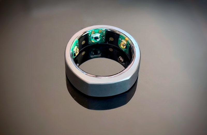 Oura Ring датчики