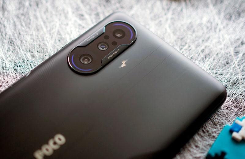 Камеры Poco F3 GT