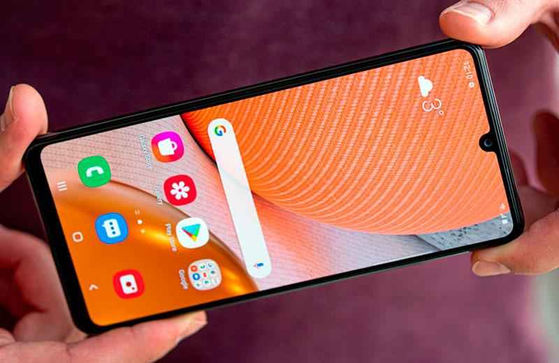Экран Samsung Galaxy A42