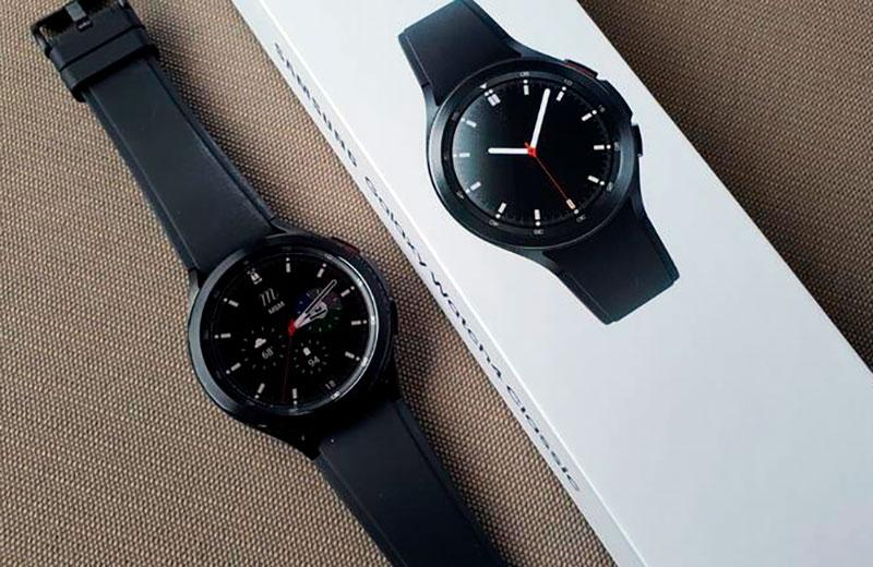 Характеристики Samsung Galaxy Watch 4 и Galaxy Watch 4 Classic