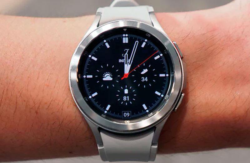 Дисплей Samsung Galaxy Watch 4