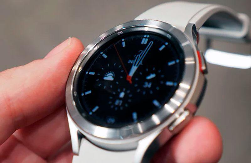 Samsung Galaxy Watch 4 внешний вид