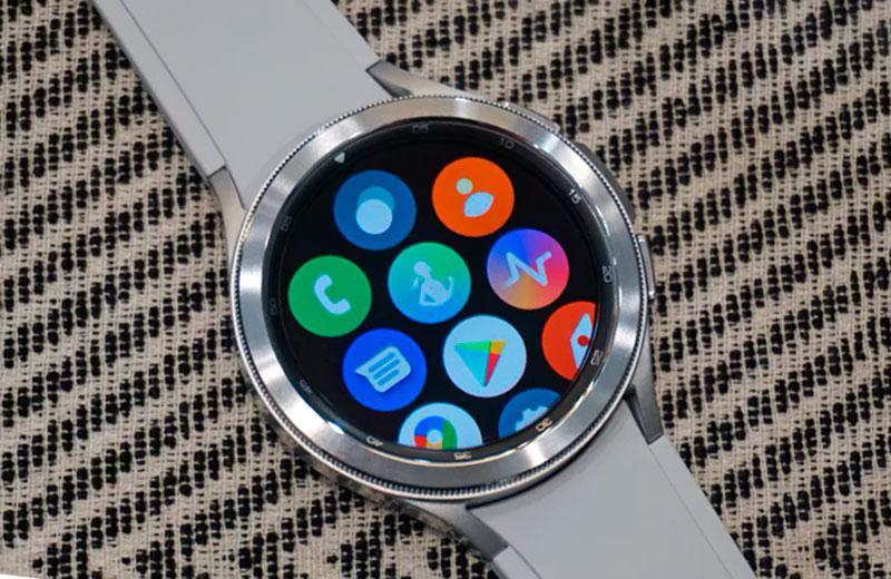 Операционная система Samsung Galaxy Watch 4