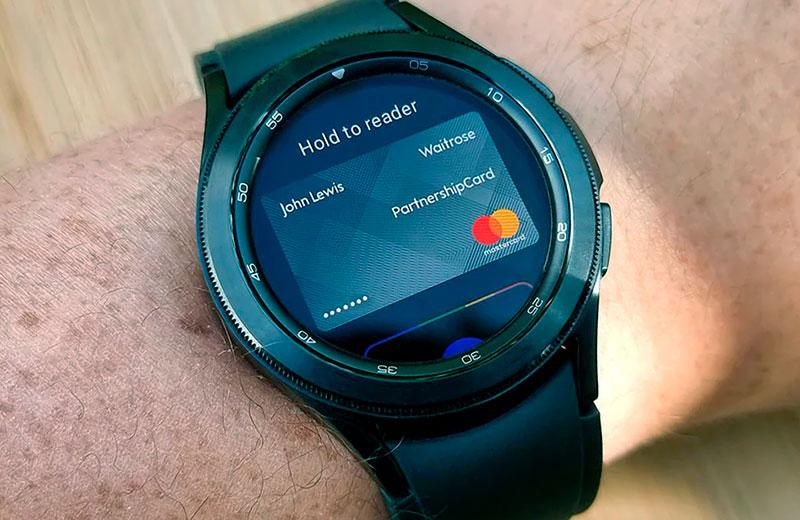 Samsung Galaxy Watch 4 ОС