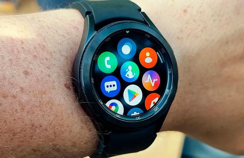 Приложения для Samsung Galaxy Watch 4