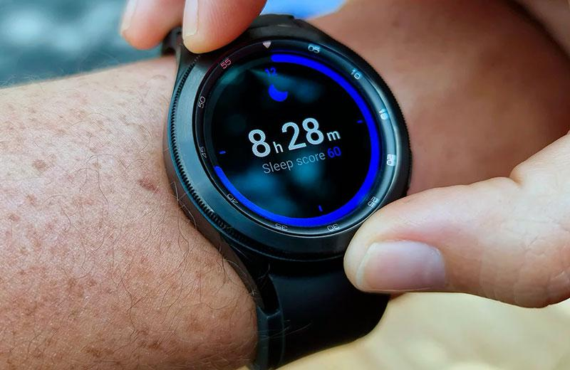 Фитнес-функции Samsung Galaxy Watch 4