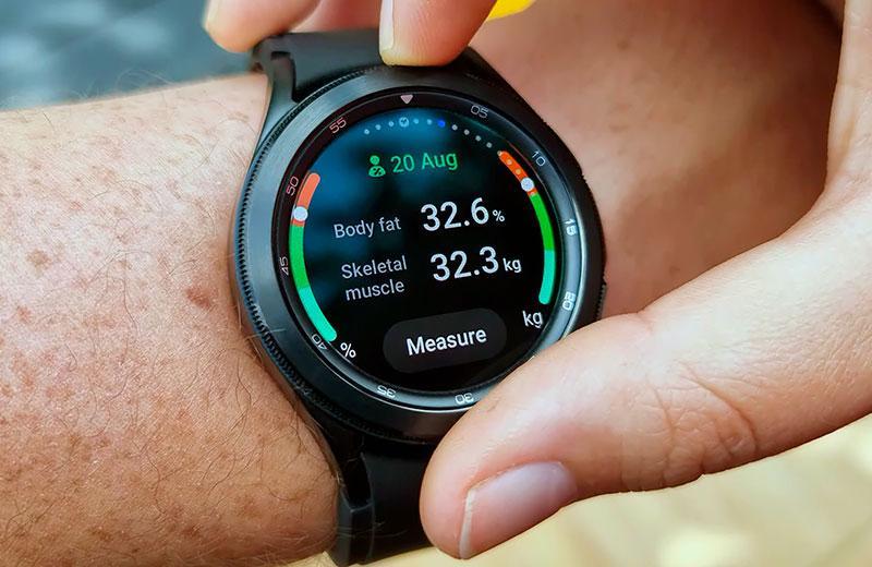 Samsung Galaxy Watch 4 спортивные тренировки