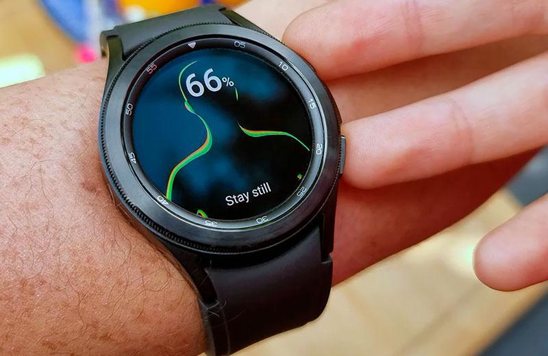 Samsung Galaxy Watch 4 отслеживания здоровья