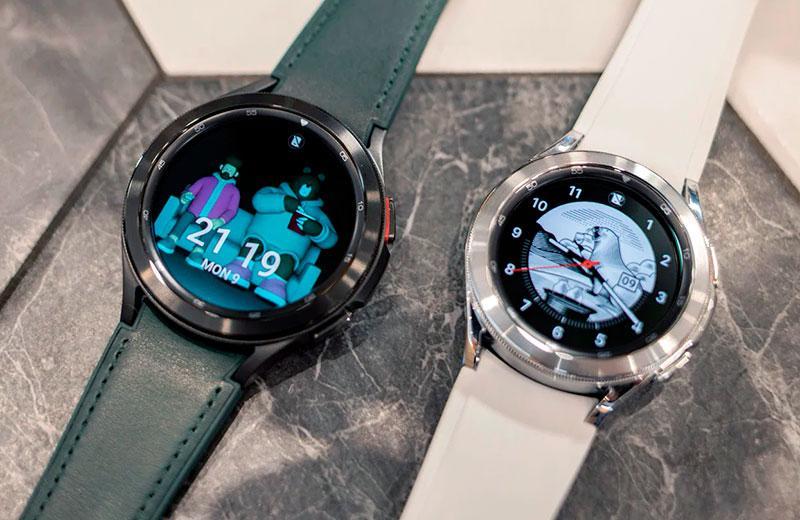 Обзор Samsung Galaxy Watch 4 и Galaxy Watch 4 Classic