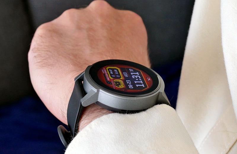 Смарт-часы TicWatch E3