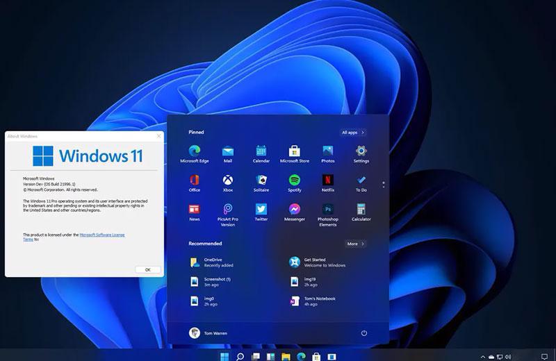 Обзор Microsoft Windows 11