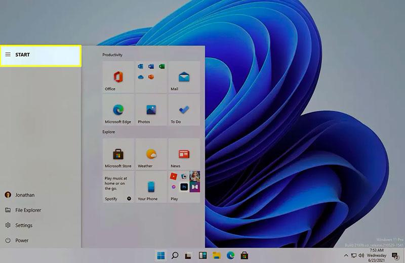 Новшества Windows 11