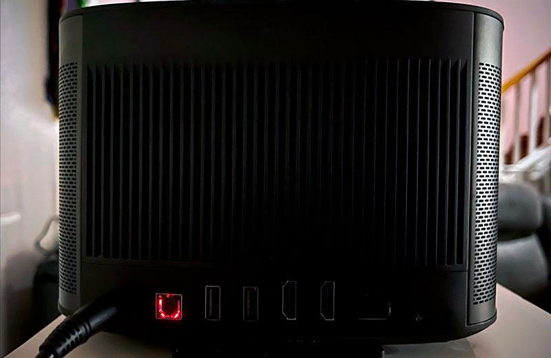 XGIMI Horizon Pro 4K порты