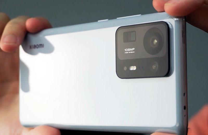 Xiaomi Mi MIX 4 качество камер