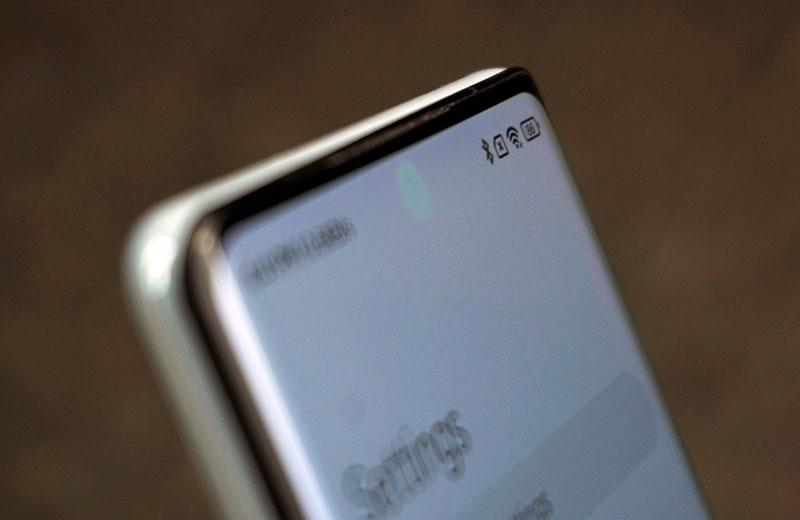Xiaomi Mi MIX 4 передняя камера