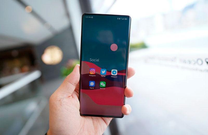 Xiaomi Mi MIX 4 ПО