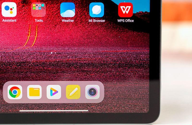 Xiaomi Pad 5 рамки экрана