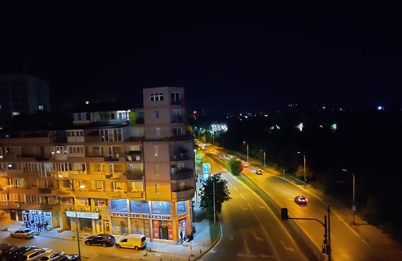 Xiaomi Pad 5 фотография ночью