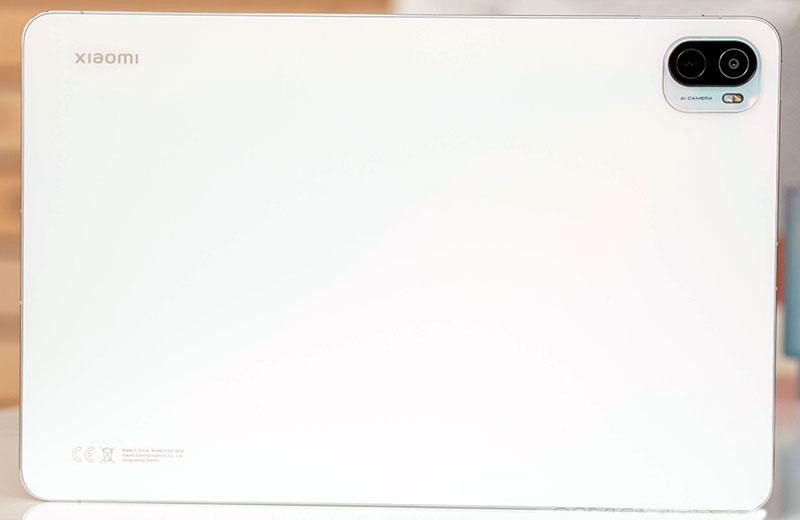 Дизайн Xiaomi Pad 5
