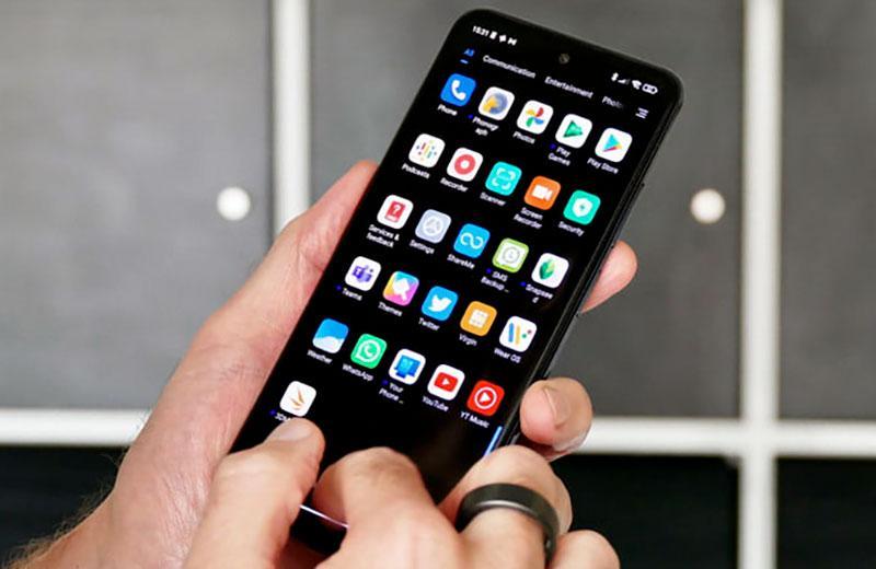 Xiaomi Redmi Note 10S программное обеспечение