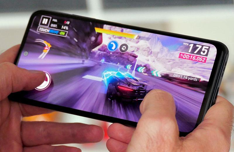 Игры на Xiaomi Redmi Note 10S