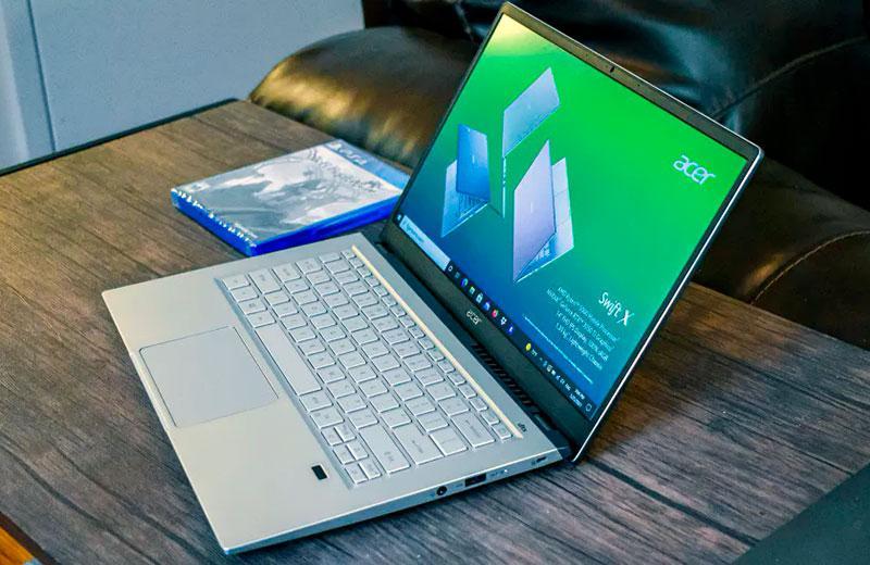 Acer Swift X (SFX14-41G) отзывы