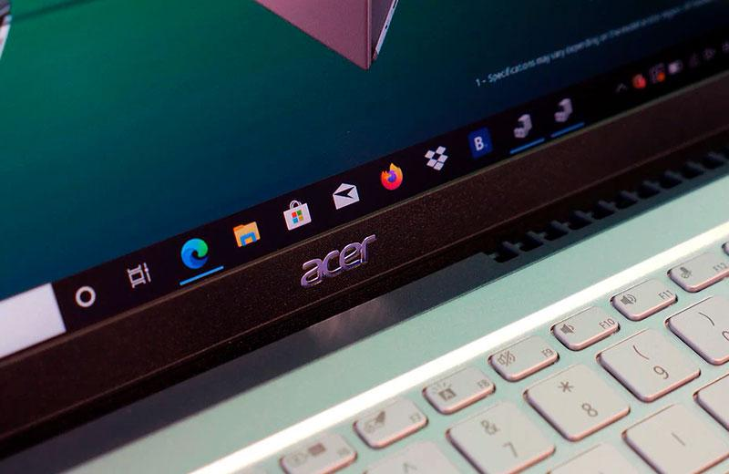 ПО в Acer Swift X