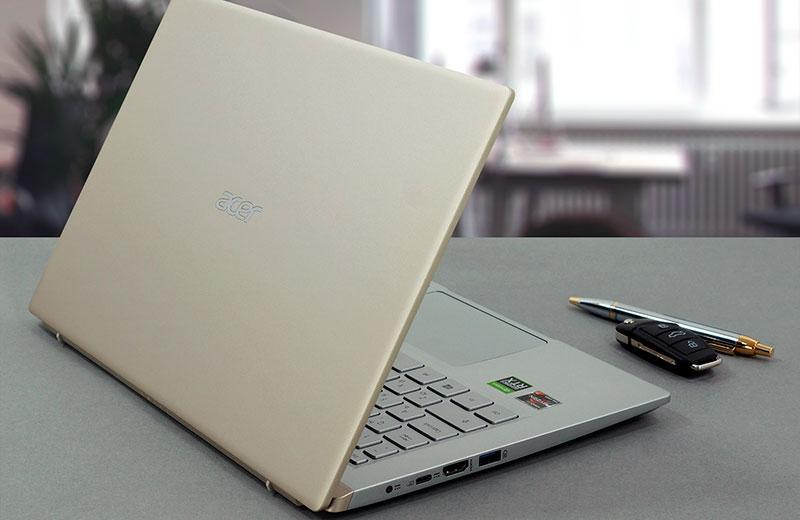Acer Swift X обзор
