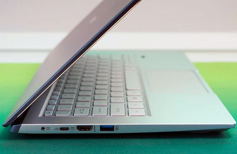 Характеристики Acer Swift X (SFX14-41G)