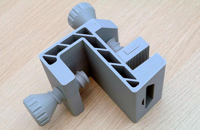 Напечатанная модель на Anycubic Vyper
