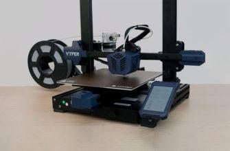 Обзор Anycubic Vyper 3D-принтера для простой печати — Отзывы TehnObzor
