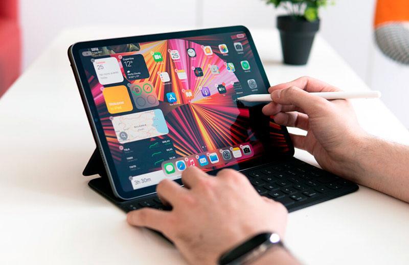 Apple iPad Pro 11 (2021) на практике