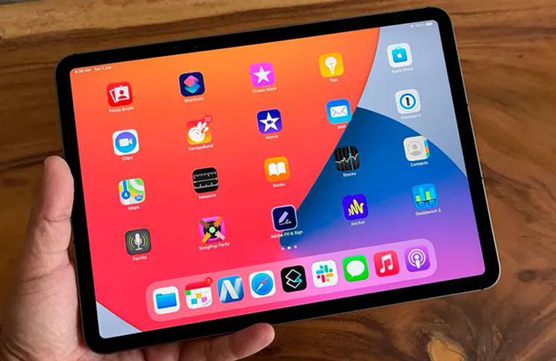 Система Apple iPad Pro 11 (2021)