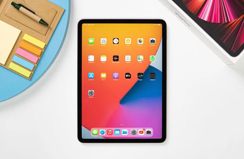 Apple iPad Pro 11 (2021) обзор