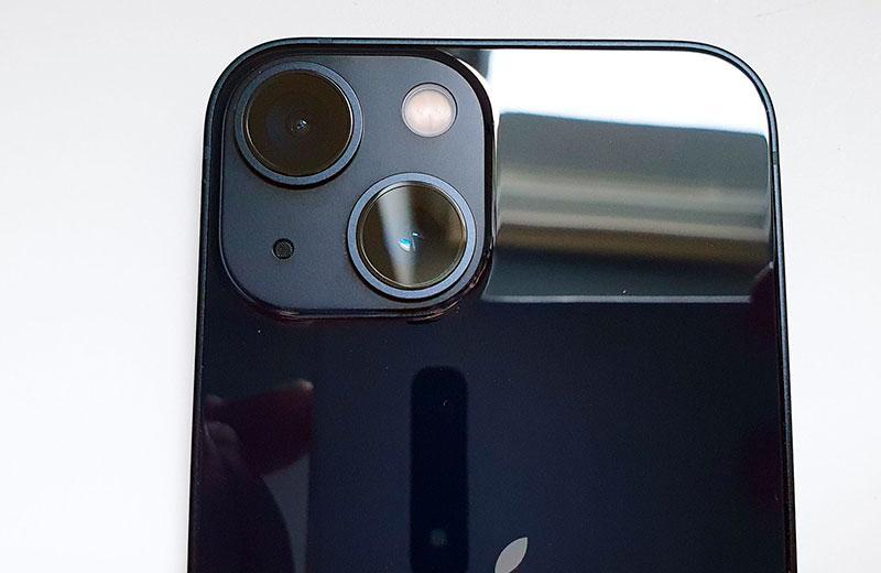 Камера Apple iPhone 13 mini