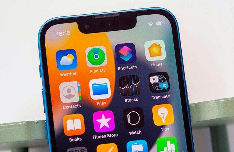 Apple iPhone 13 mini ПО