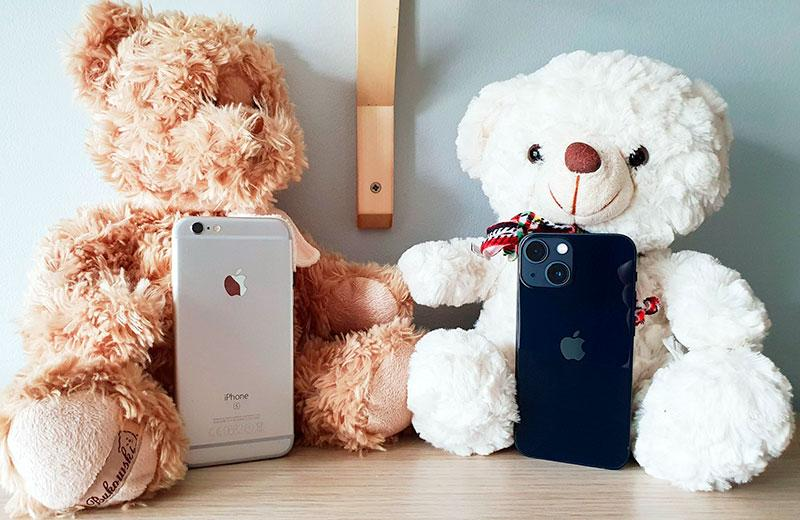 Автономность Apple iPhone 13 mini