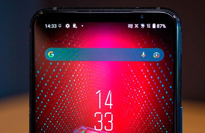 Экран Asus ROGPhone5s Pro