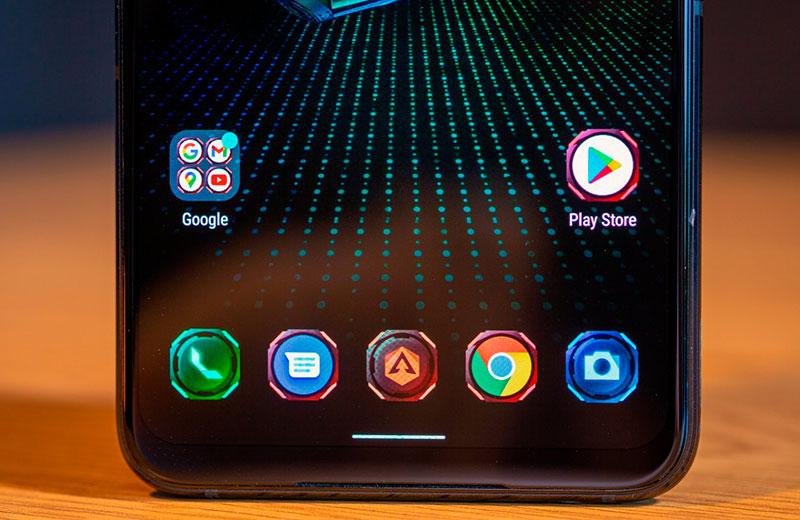 Рамки экрана Asus ROGPhone5s Pro