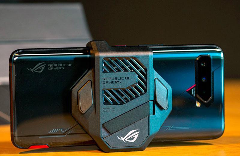 Asus ROG Phone 5s Pro отзывы